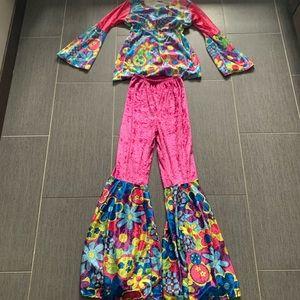 Forum novelties 70s bell bottom costume